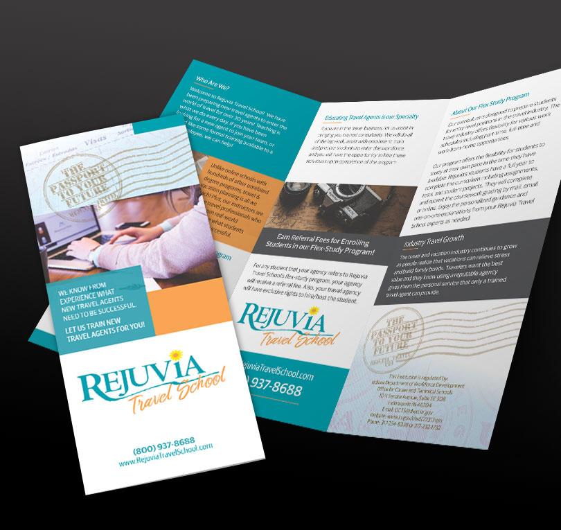 Rejuvia Travel School Brochure