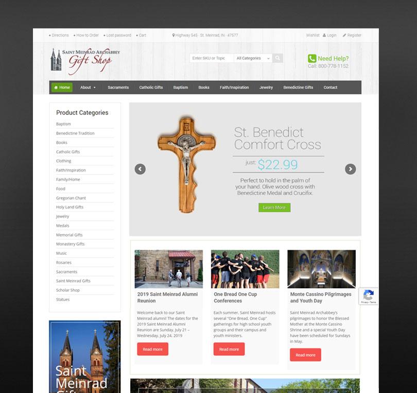 Saint Meinrad Online Gift Shop